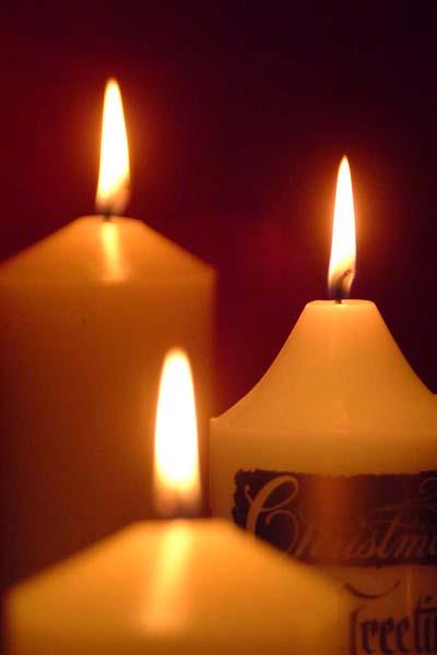 Candlechristmas